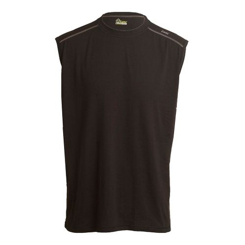 Mens Tasc Performance Core Sleeveless Technical Tops - Black XXL