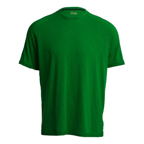 Mens Tasc Performance Course T Short Sleeve Technical Tops - Turf L