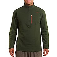 Mens Tasc Performance Explorer 1/4-Zip Fleece Long Sleeve 1/2 Zip Technical Tops