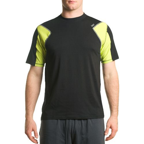 Mens Tasc Performance Dash T Short Sleeve Technical Tops - Black L