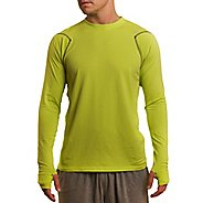 Mens Tasc Performance Flash Long Sleeve No Zip Technical Tops