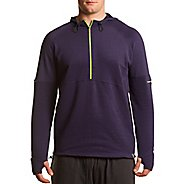 Mens Tasc Performance Bound 1/2-Zip Fleece Hoodie Warm-Up Hooded Jackets