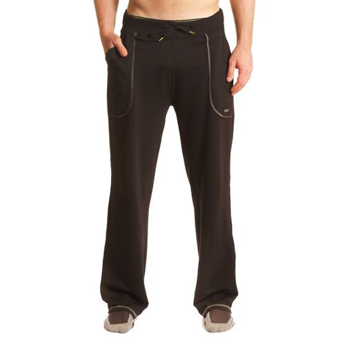 Mens Tasc Performance Fleece Camp Full Length Pants - Black XL