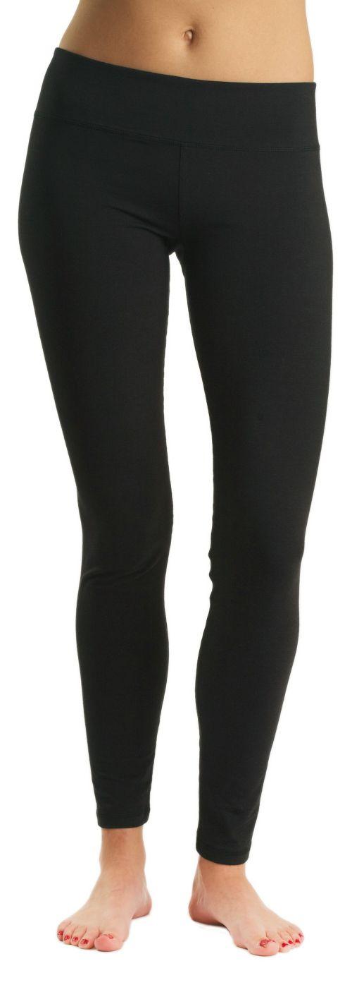 Womens Tasc Performance NOLA Tights & Leggings - Black M