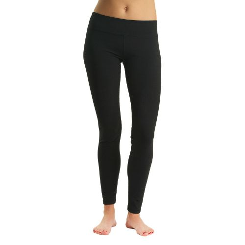 Womens Tasc Performance NOLA Legging Fitted Tights - Black XS