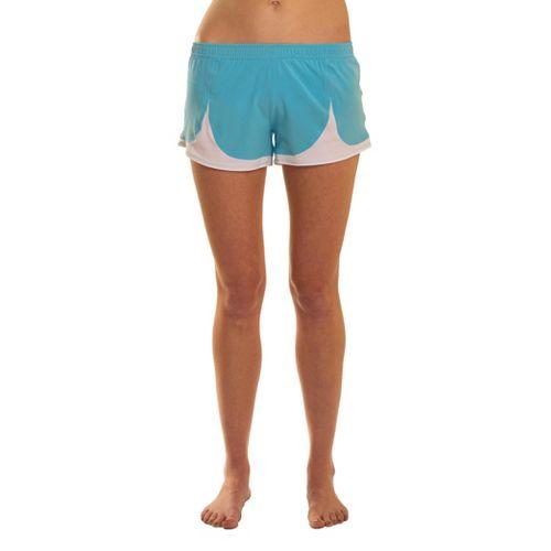 Womens Tasc Performance Spiral Lined Shorts - Storm/Gunmetal XL
