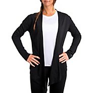 Womens Tasc Performance Cool Down Shrug Long Sleeve No Zip Technical Tops
