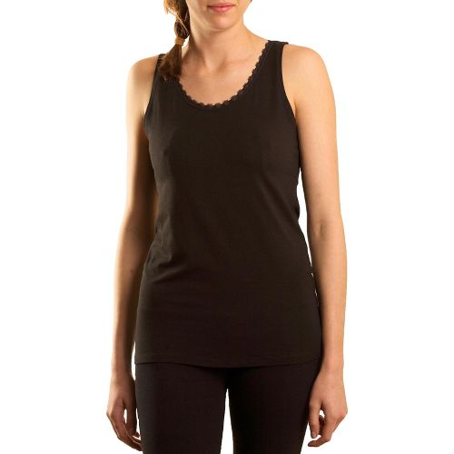 Womens Tasc Performance Serenity Cami Tanks Technical Tops - Black S