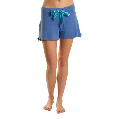 Womens Tasc Performance Serenity PJ Unlined Shorts - Denim L
