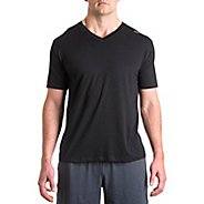 Mens Tasc Performance Vital V-Neck Short Sleeve Technical Tops