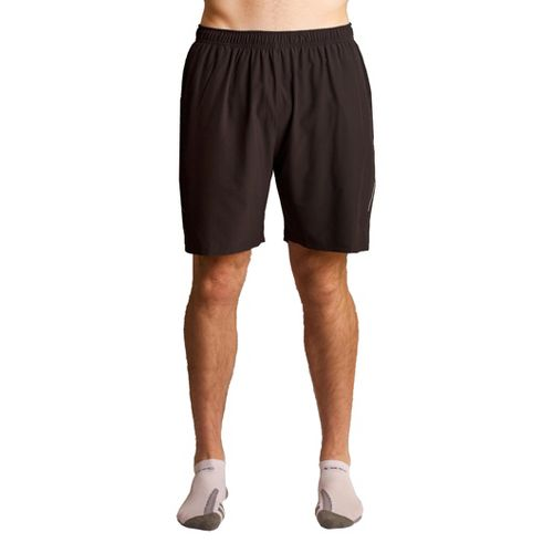 Mens Tasc Performance Propel 7 Training Lined Shorts - Black M