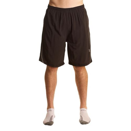 Mens Tasc Performance Activate 9 2-in-1 Shorts - Black XL