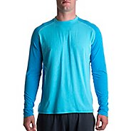 Mens Tasc Performance Coastal Long Sleeve No Zip Technical Tops