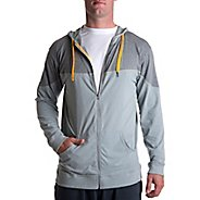 Mens Tasc Performance Pier Full-Zip Hood Warm-Up Hooded Jackets