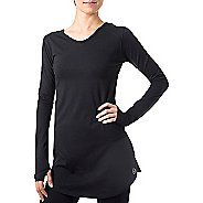 Womens Tasc Performance Inspire Tunic Long Sleeve No Zip Technical Tops
