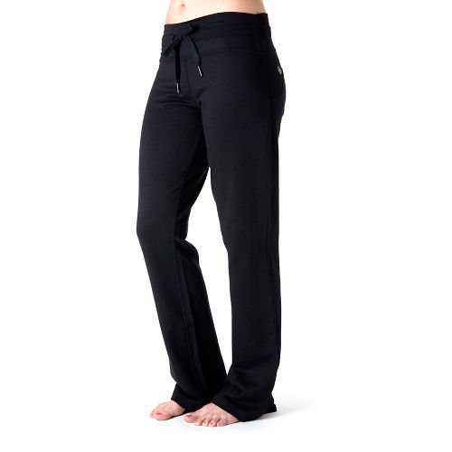 Womens Tasc Performance Escape Fleece Full Length Pants - Black M