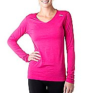 Womens Tasc Performance Tofino Merino Long Sleeve No Zip Technical Tops