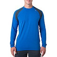 Mens Tasc Performance Instinct T Long Sleeve No Zip Technical Tops