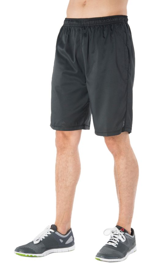 Mens Tasc Performance Greenwich 2-in-1 Shorts - Black M