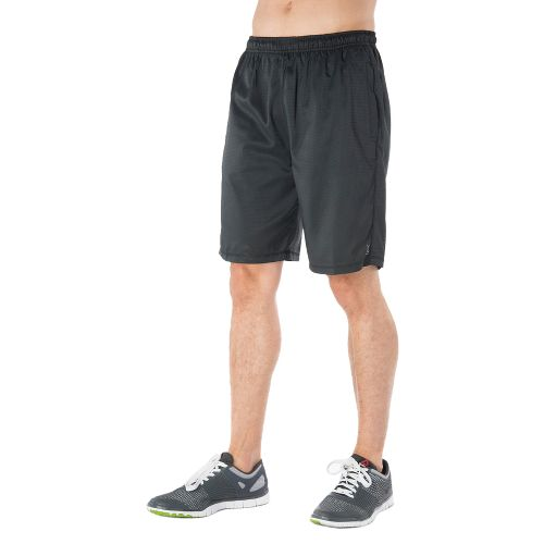 Mens Tasc Performance Greenwich 2-in-1 Shorts - Black S