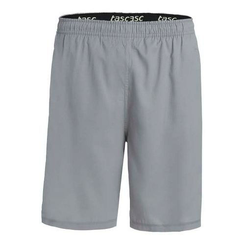 Mens Tasc Performance Greenwich 2-in-1 Shorts - Storm/Gunmetal M