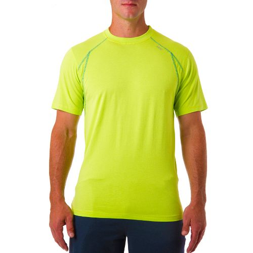 Mens Tasc Performance AT Tech T Short Sleeve Technical Tops - Kryptonite M