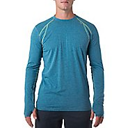 Mens Tasc Performance AT Tech Long Sleeve No Zip Technical Tops