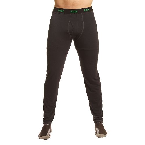 Mens Tasc Performance Base Layer Level B Pant Fitted Tights - Gunmetal L