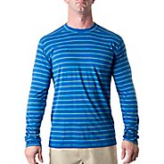 Mens Tasc Performance Waddington Merino Long Sleeve No Zip Technical Tops