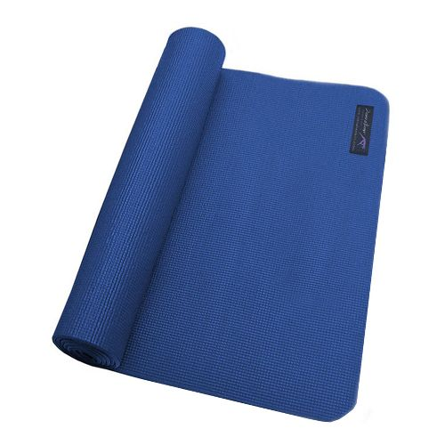 Trimax Zenzation Premium Yoga Mat Fitness Equipment - Blue