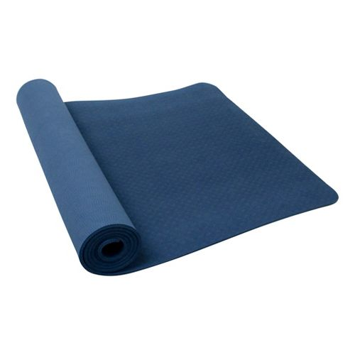 Trimax PurEarth Ekko Mat 4mm Fitness Equipment - Blue