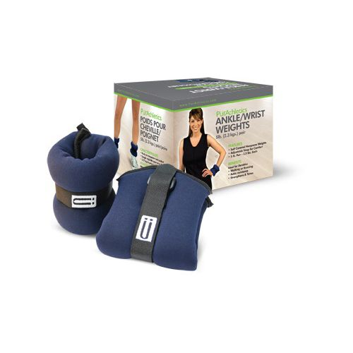 Trimax Ankle/Wrist Weights Sets Fitness Equipment - Blue