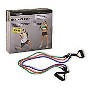 Trimax Deluxe Resistance Cord Kit Fitness Equipment