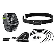 TomTom Multi-Sport GPS Watch+HRM+Cadence Sensor Monitors