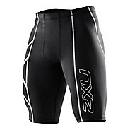 Mens 2XU Compression Shorts Fitted
