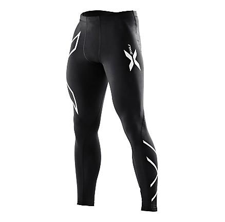 Mens 2XU Compression Tights Fitted