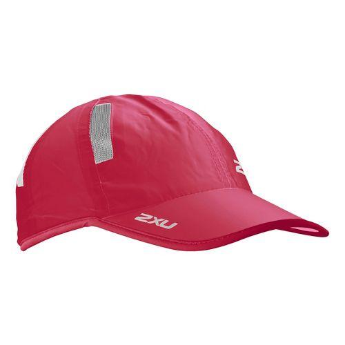 2XU Run Cap Headwear - Supernova/White