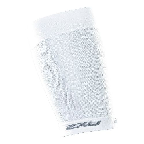 2XU Quad Sleeve Injury Recovery - White/White M