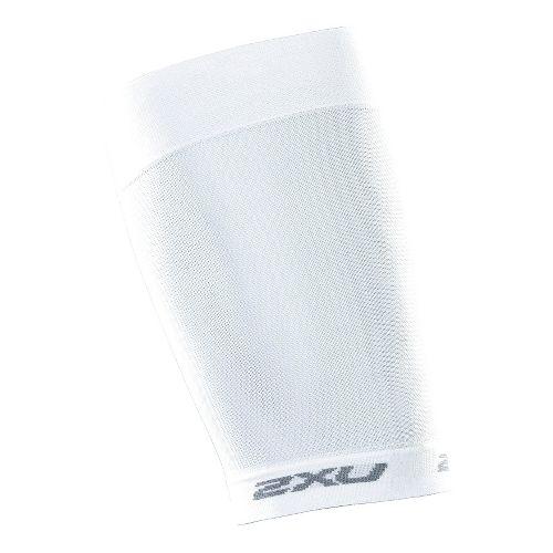 2XU Quad Sleeve Injury Recovery - White/White S