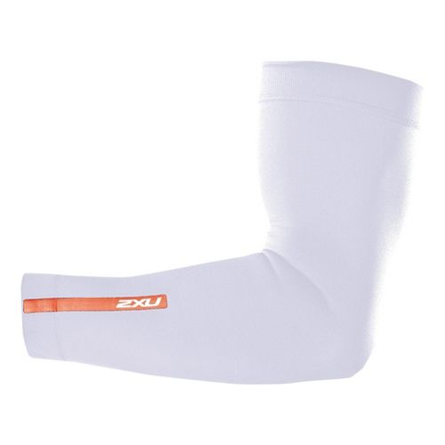 2XU Recovery Arm Sleeve Injury Recovery - White/White L