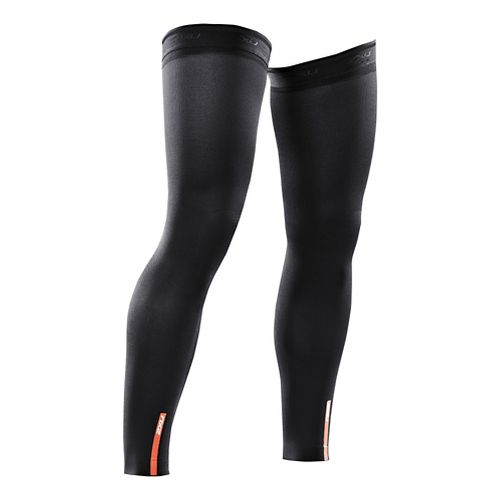 2XU Recovery Leg Sleeves Injury Recovery - Black/Black L