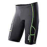 Mens 2XU Comp Tri 9'' Fitted Shorts
