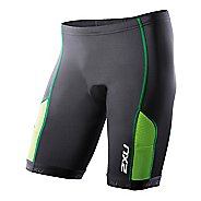 Mens 2XU Comp Tri 7'' Fitted Shorts