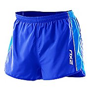 Mens 2XU Training Run Short - Short Leg Splits
