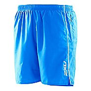 Mens 2XU Active Run Lined Shorts