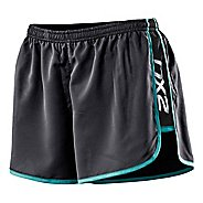 Womens 2XU Run Splits Shorts