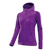 Womens 2XU Protect Jacket Warm-Up Hooded Jackets