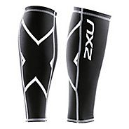 Unisex 2XU Non-Stirrup Calf Guard Injury Recovery