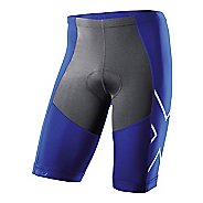 Mens 2XU G:2 Compression Tri Fitted Shorts