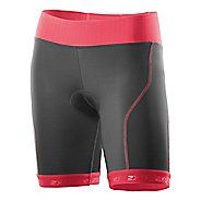 Womens 2XU Perform Tri Fitted Shorts